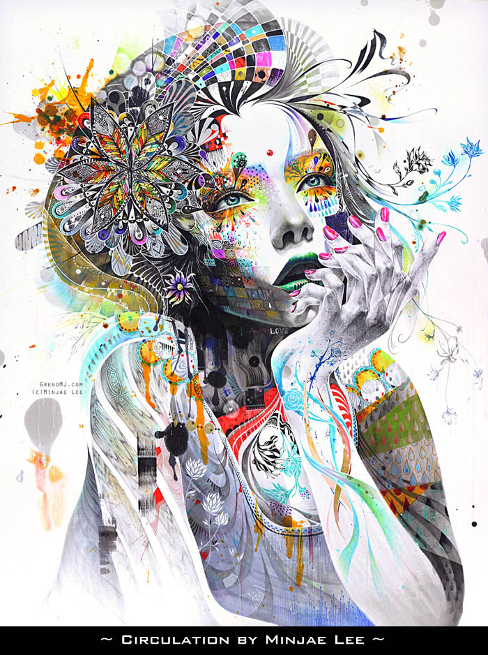 Circulation by Minjae Lee