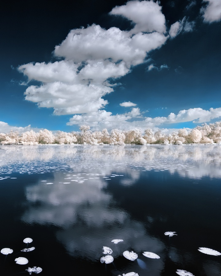 Infrared Photography by David Keochkerian