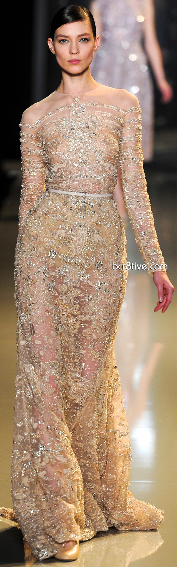 Elie Saab Spring Summer 2013 Haute Couture