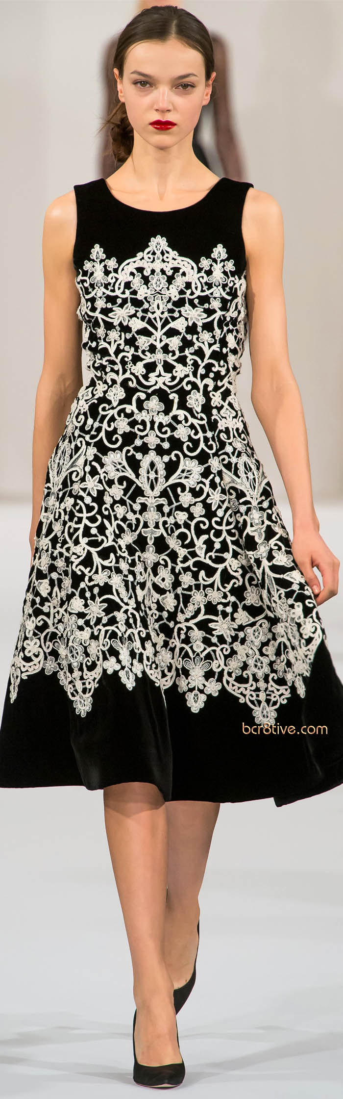 Oscar de la Renta Fall Winter 2013 New York Fashion Week