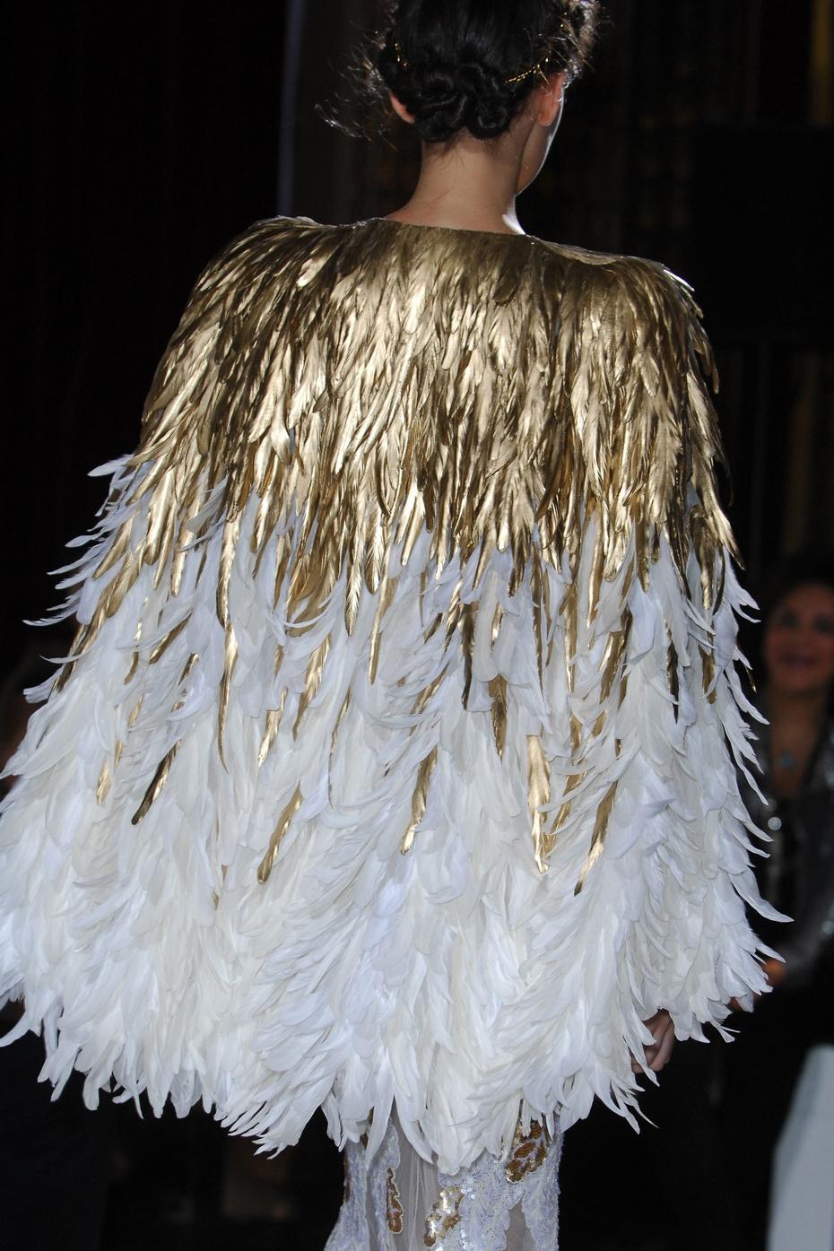 Zuhair Murad Spring Summer 2013 Haute Couture Details