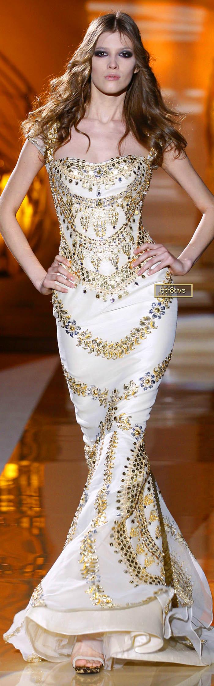 Zuhair Murad Haute Couture Spring Summer 2011