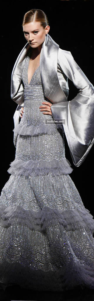 Elie Saab Fall Winter 2007 Haute Couture