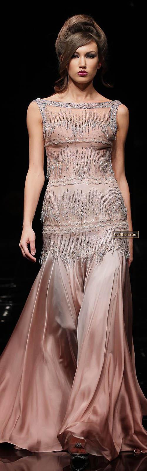 Hanna Touma Spring Summer 2012 Haute Couture