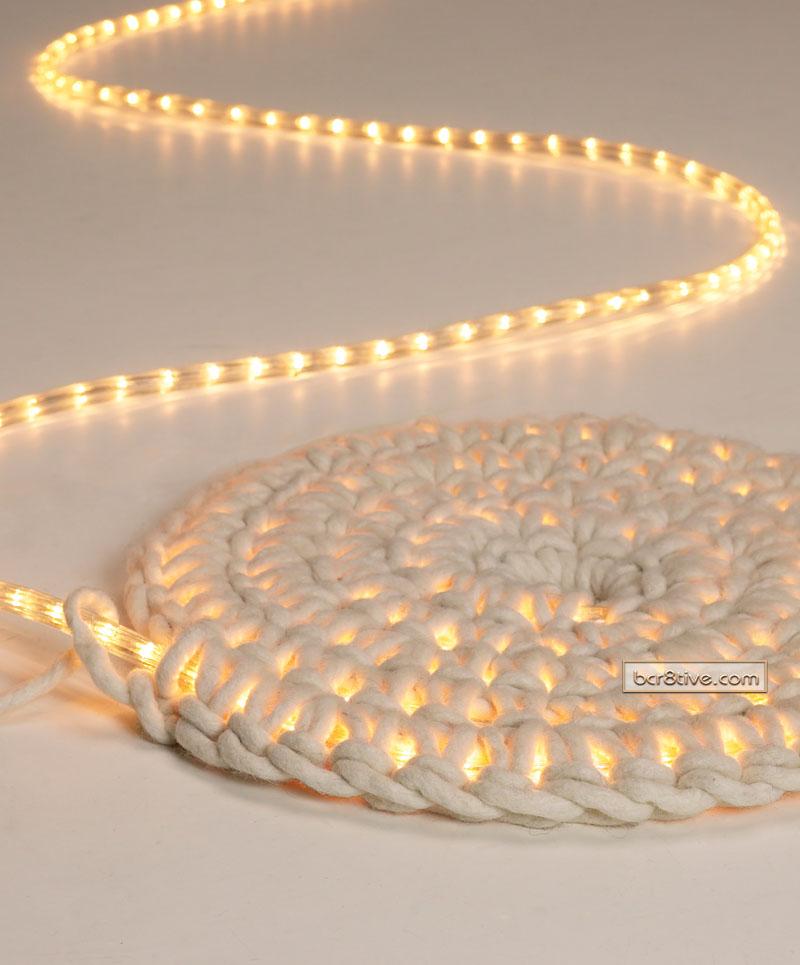 Light Carpet by Johanna Hyrkäs
