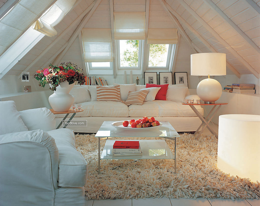 Decorating With Vaulted Ceilings - Decorating rooms with vaulted ceilings