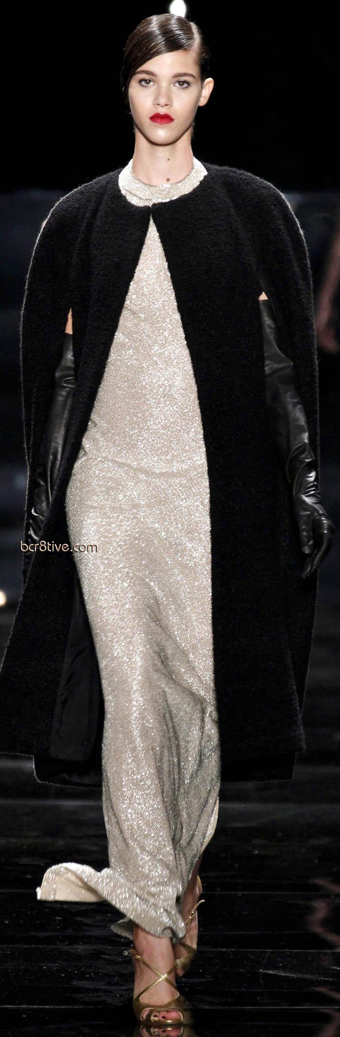 Reem Acra Fall Winter 2013 New York Fashion Week