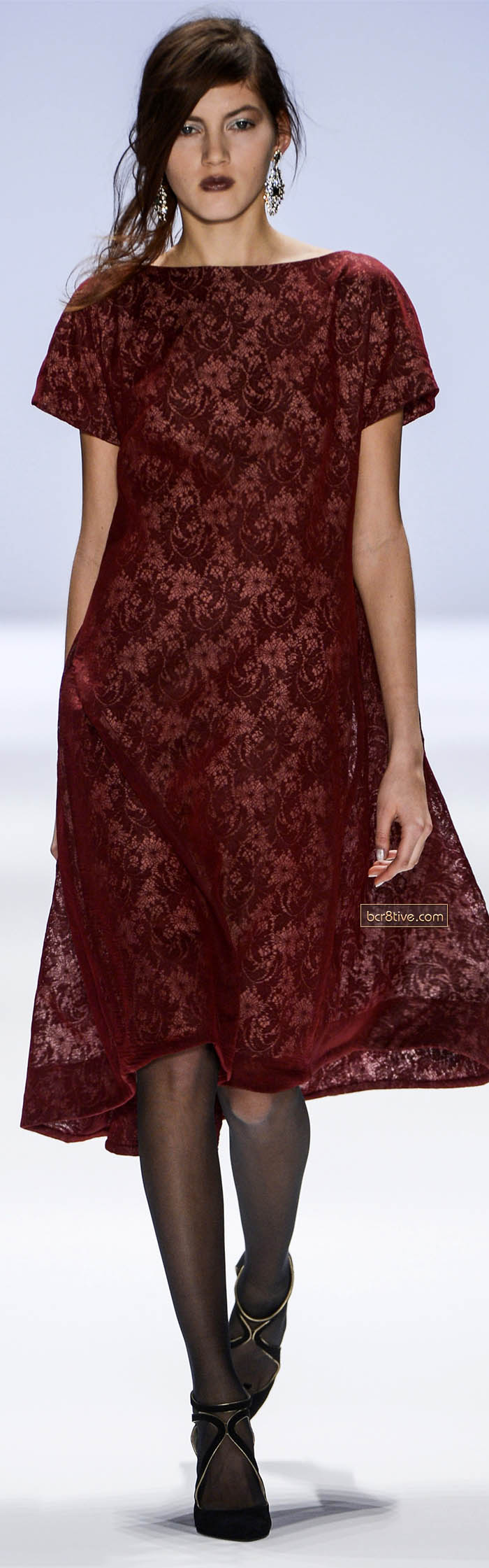 Tadashi Shoji Fall Winter 2013 New York Fashion Week