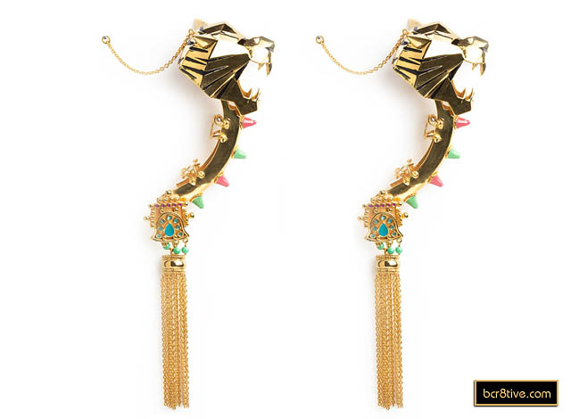 Royal Bengal Earrings
