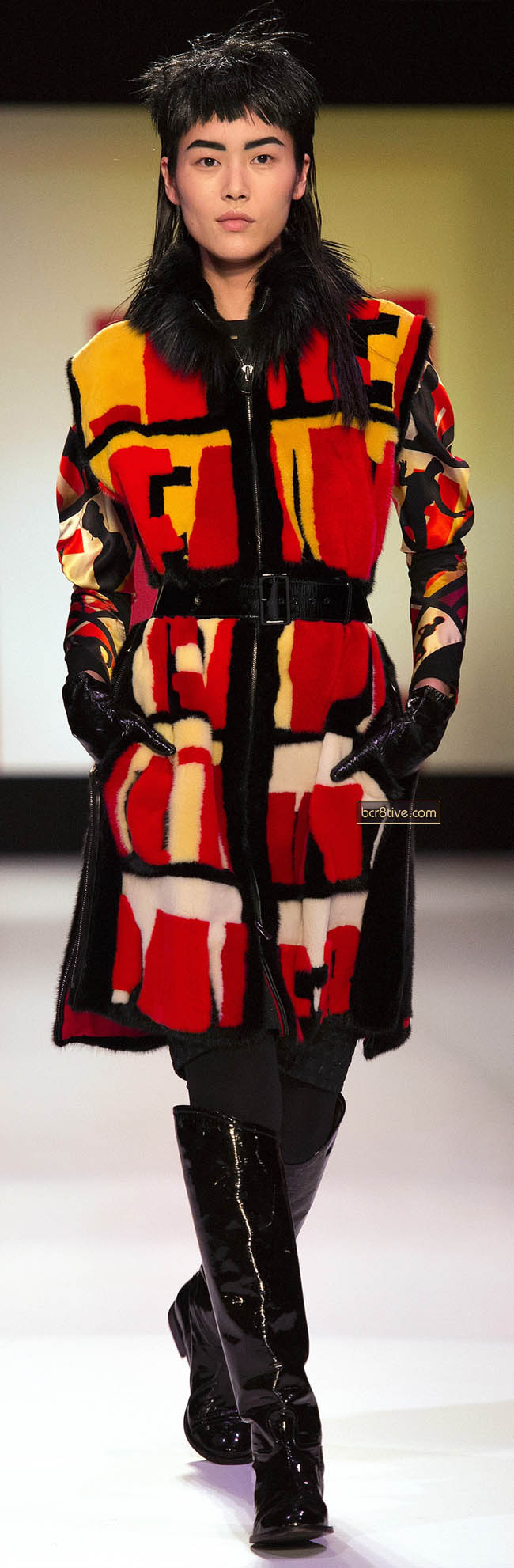 Jean Paul Gaultier 2013-14 Fall Winter Collection
