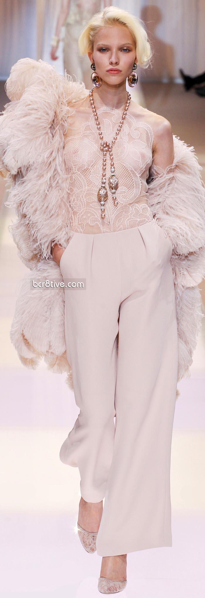 Giorgio Armani Privé осень-зима 2013-14 Haute Couture