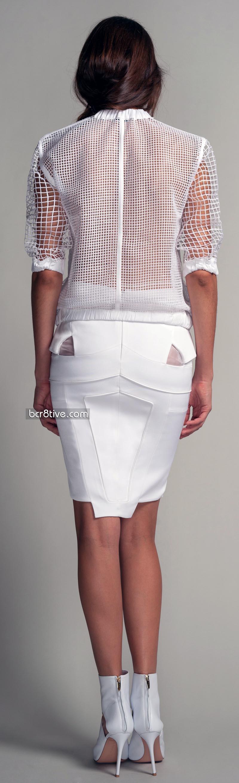 Hakaan Spring Summer 2012 - Hatt Jacket & Lika Skirt