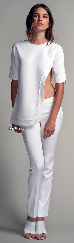 Hakaan Spring Summer 2012 - Adelle Top & Pela Trouser