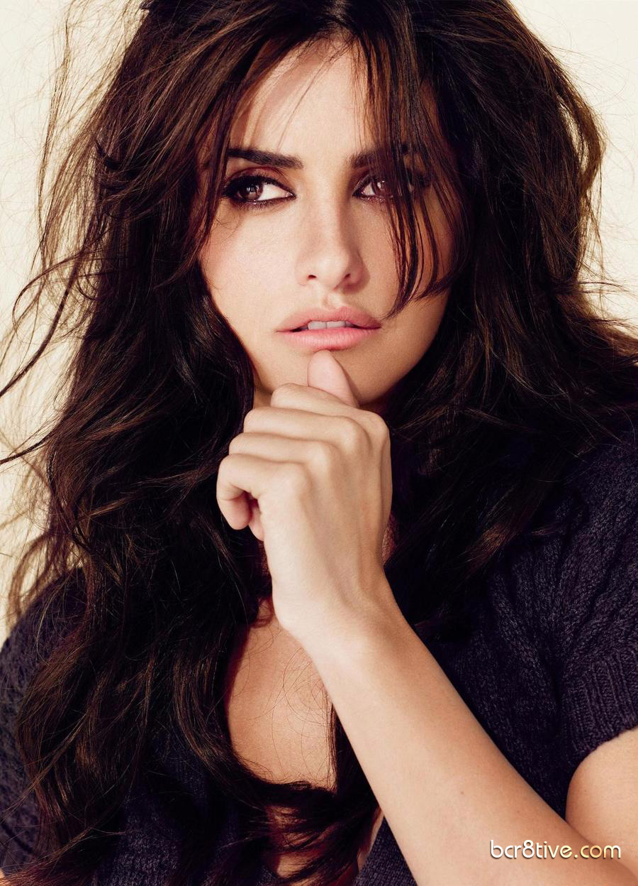 Penelope Cruz for Mango 2008 on bcr8tive.com