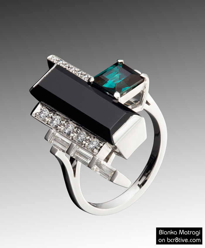 Blanka Matragi Keyboard Ring