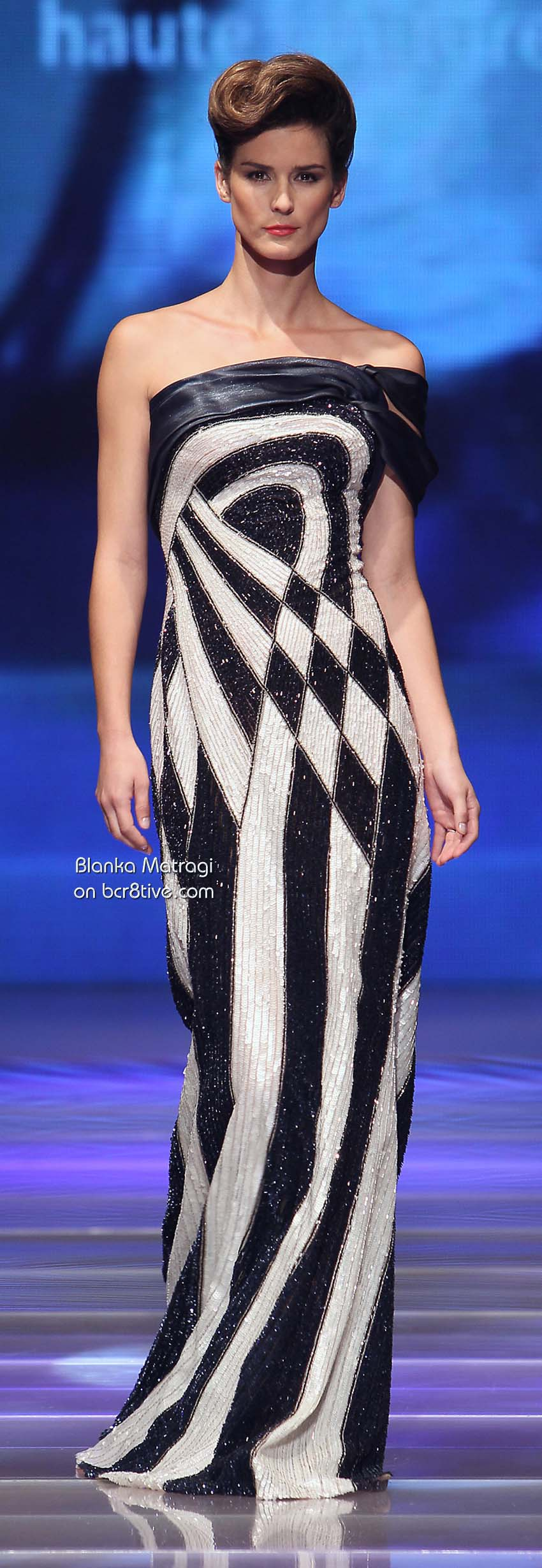 Blanka Matragi 30th Anniversary Runway Collection
