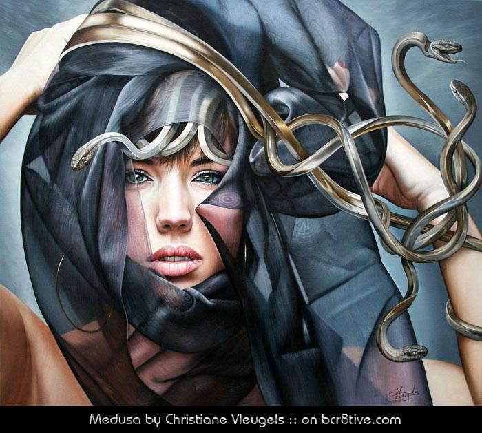 """Christiane Vleugels """"Medusa"""""""
