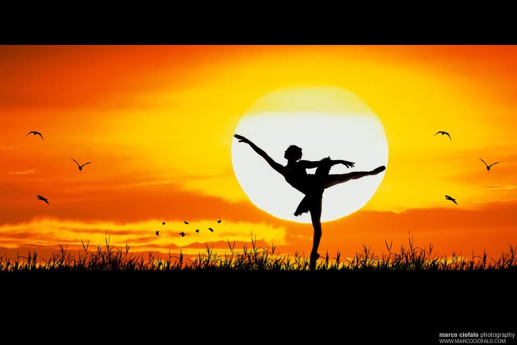 Sun Ballerina by Marco Ciofalo