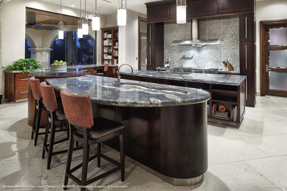 JAUREGUI Architecture, Interiors & Construction - Contemporary Kitchen