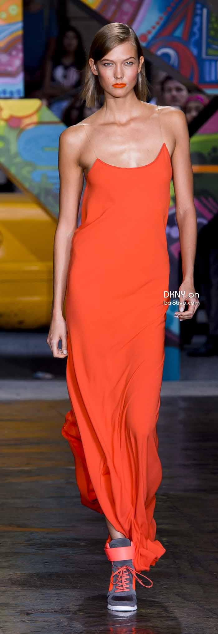 DKNY Spring 2014 #NYFW