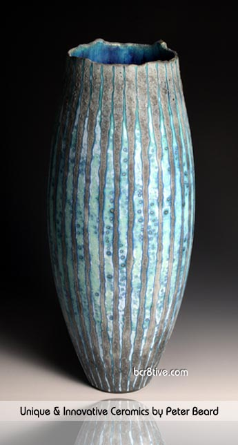 Peter Beard Ceramics - Stoneware Vessel
