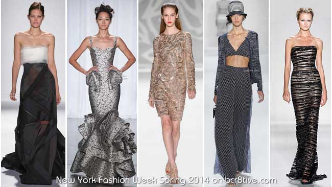 Featured Collections - New York Fashion Week Spring 2014 on bcr8tive.com