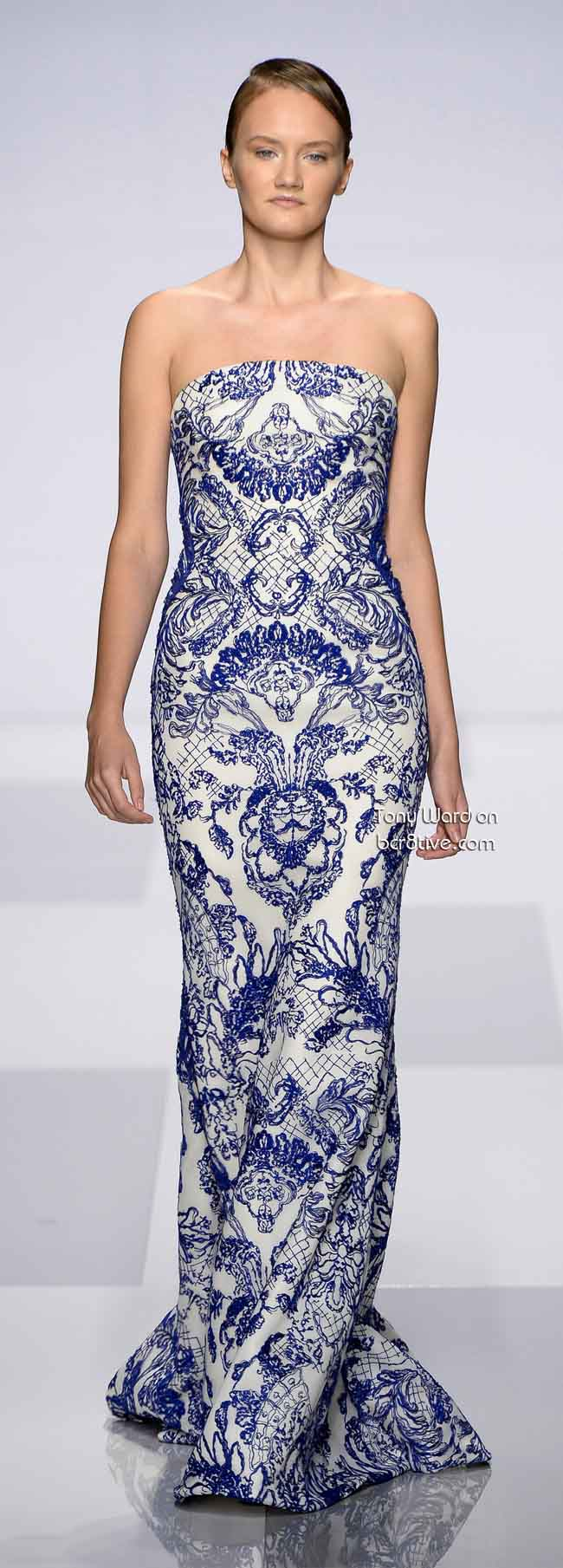 Tony Ward Couture Fall Winter 2013-14