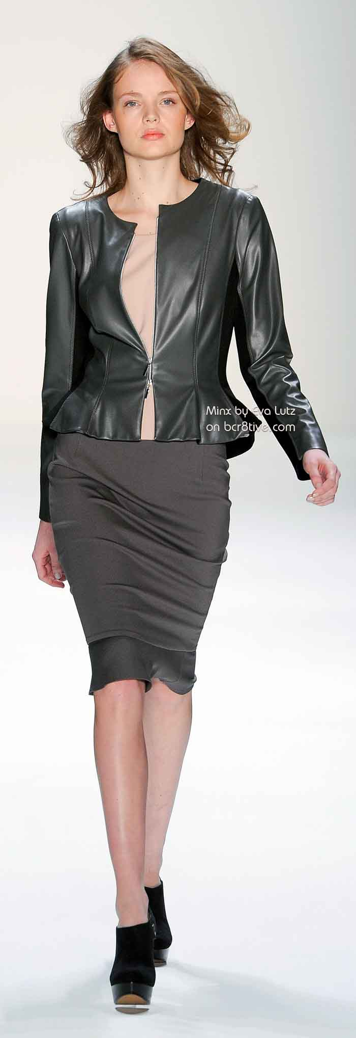Minx by Eva Lutz Fall Winter 2013-14 Berlin Fashion Week