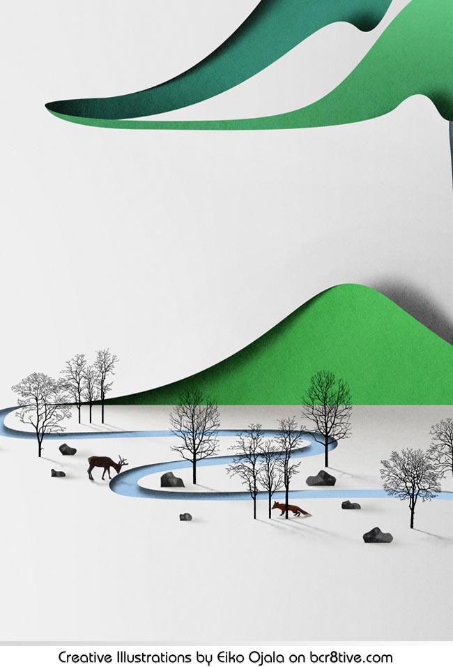Eiko Ojala - Nature Details