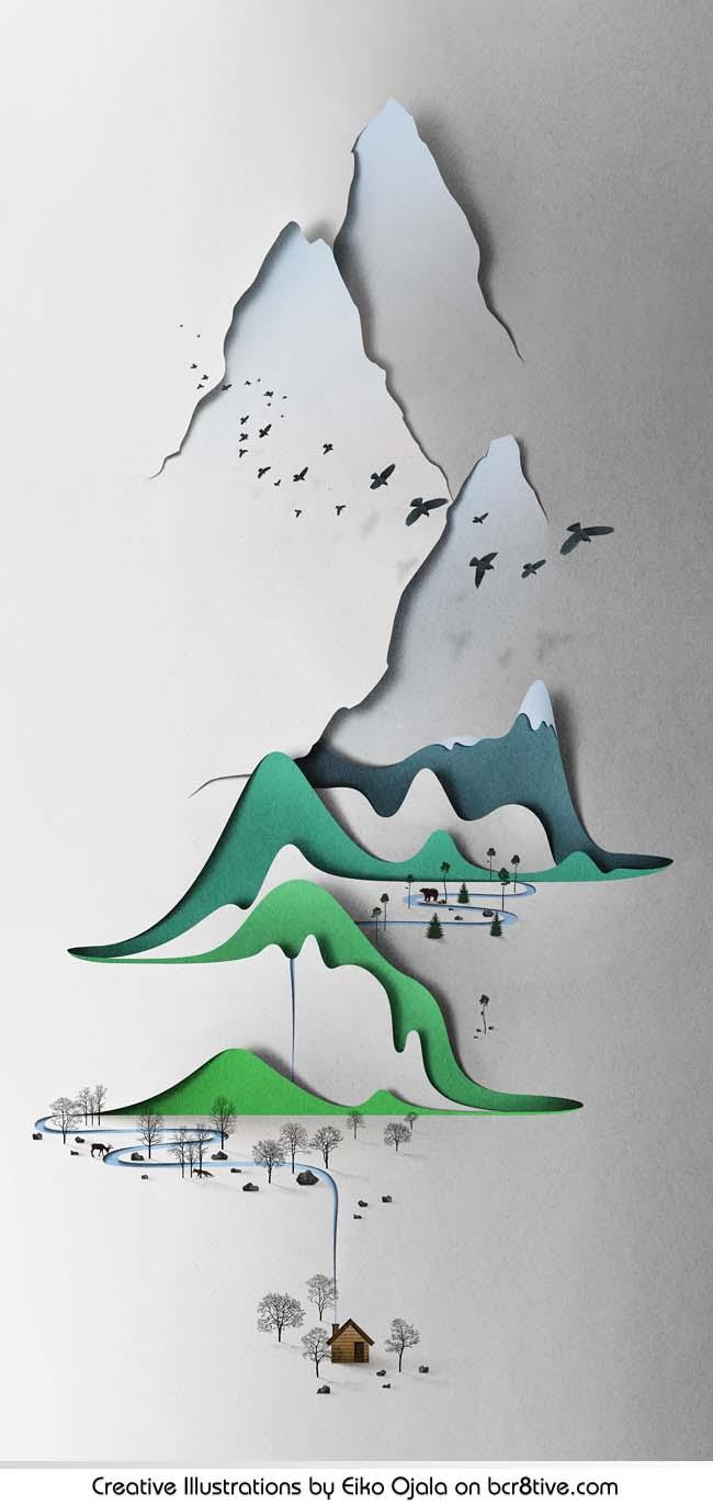 Eiko Ojala - Nature Vertical Landscape