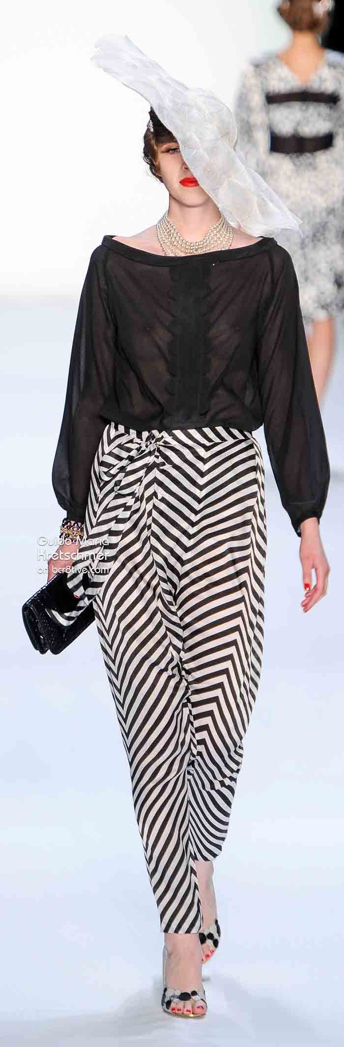 Guido Maria Kretschmer Spring 2014 Ready to Wear Berlin