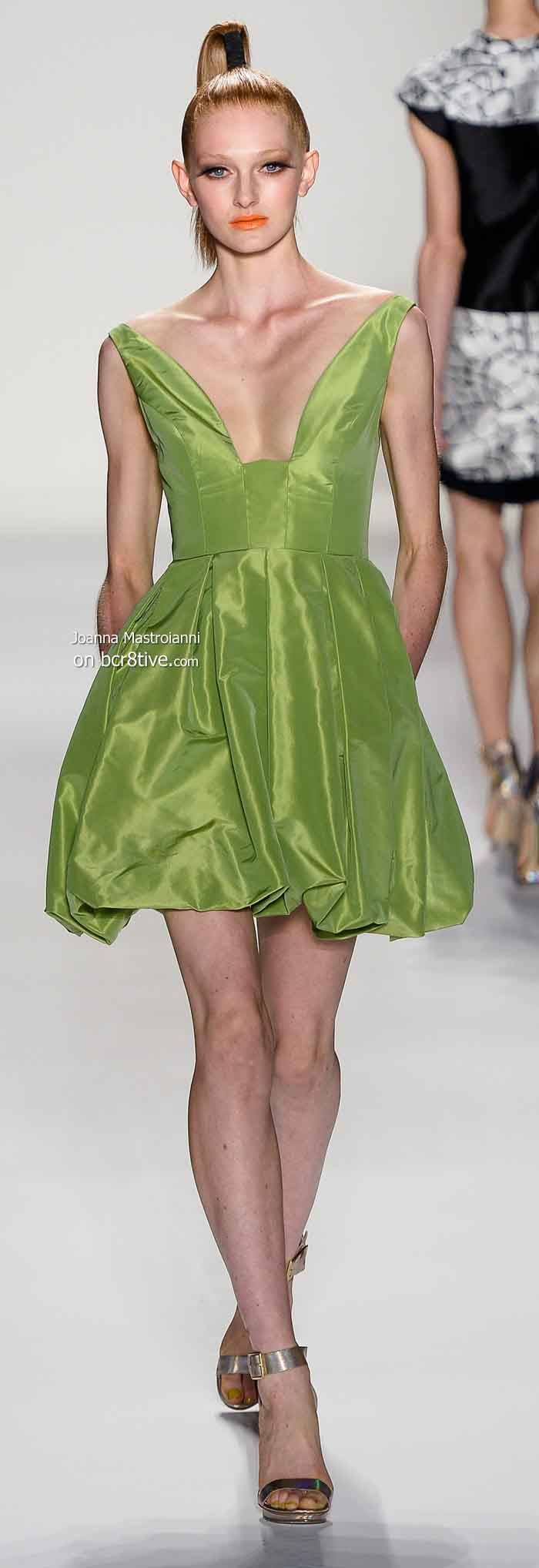 Joanna Mastroianni Spring 2014 New York Fashion Week