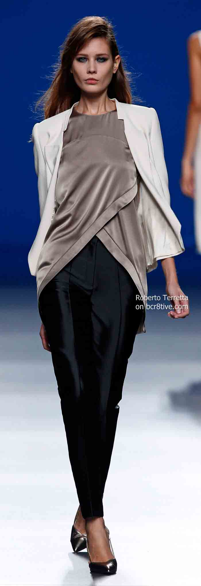 Roberto Terretta Spring 2014 #MBFW Madrid