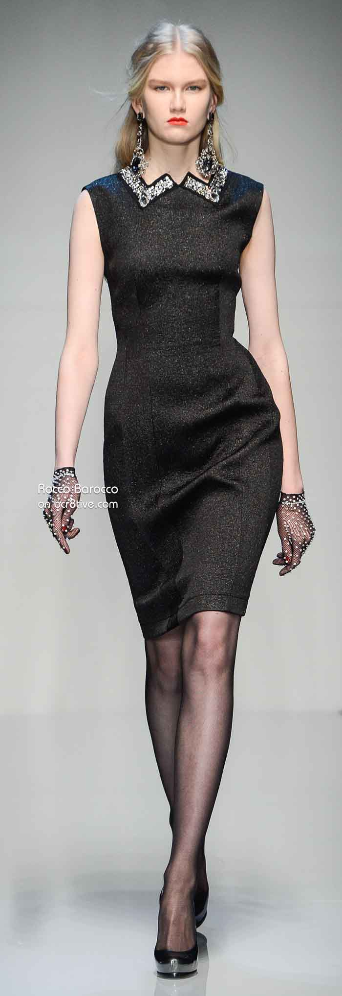 Roccobarocco Fall Winter 2013-14 Ready to Wear Milan