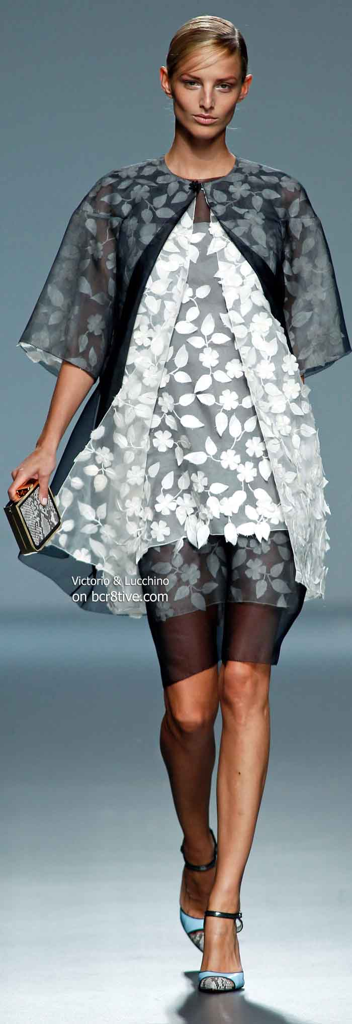 Victorio & Lucchino Spring 2014 #MBFW Madrid