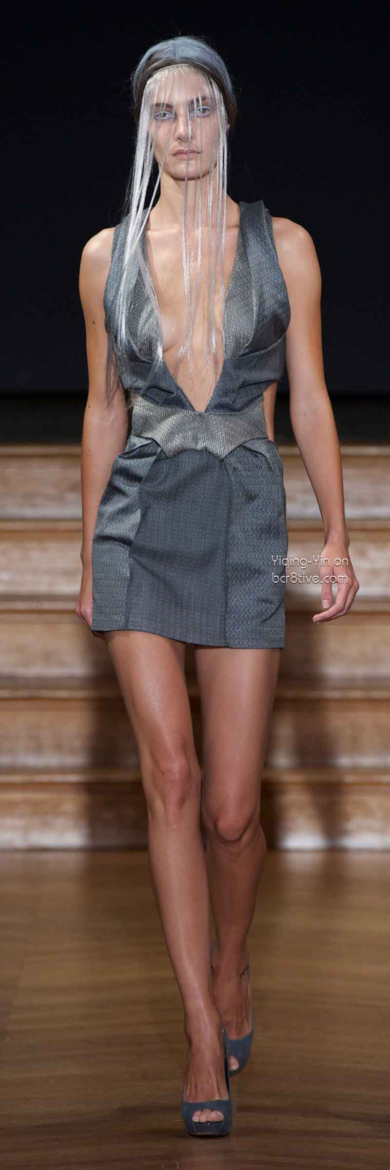 Yiqing Yin Spring Summer 2013 Couture