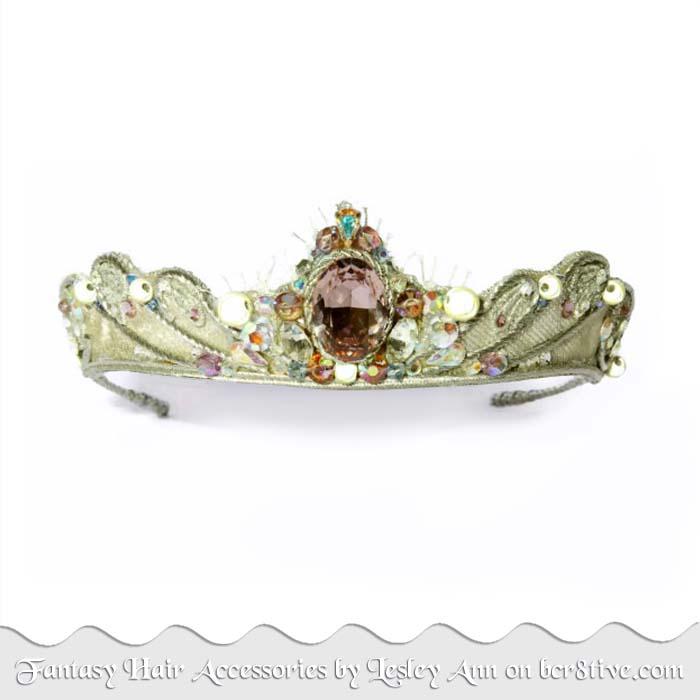 Cinderella Tiara by Lesley Ann