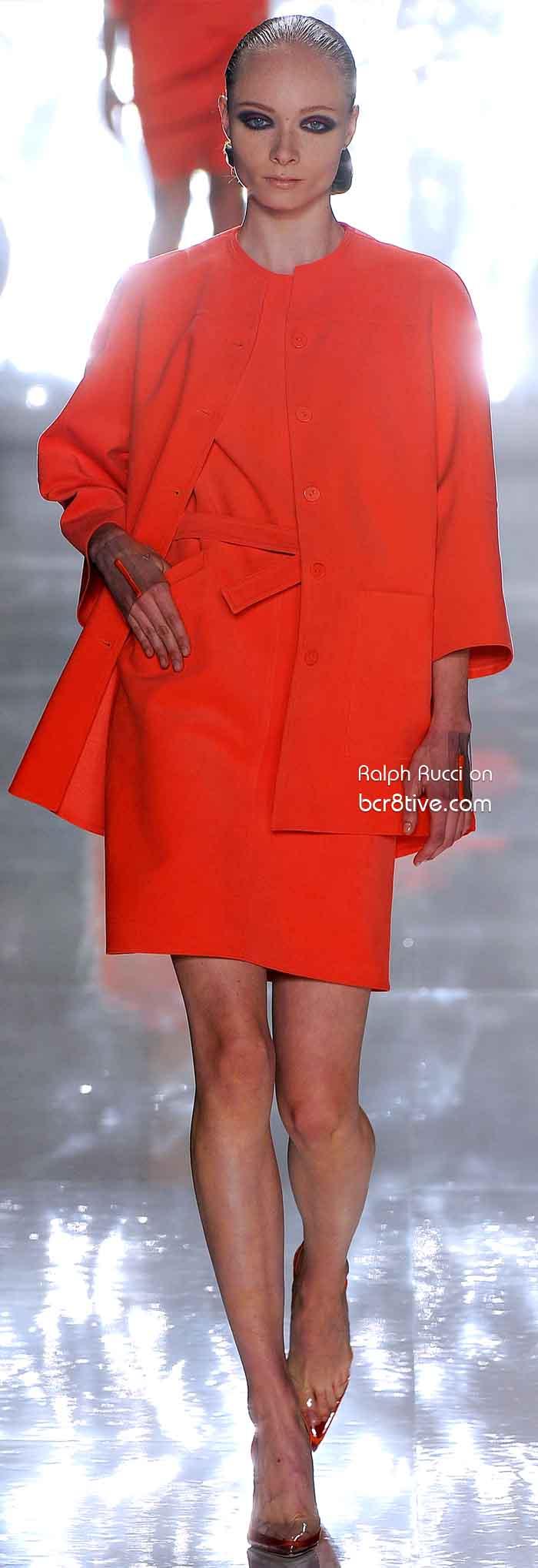 Chado Ralph Rucci Spring 2013 RTW
