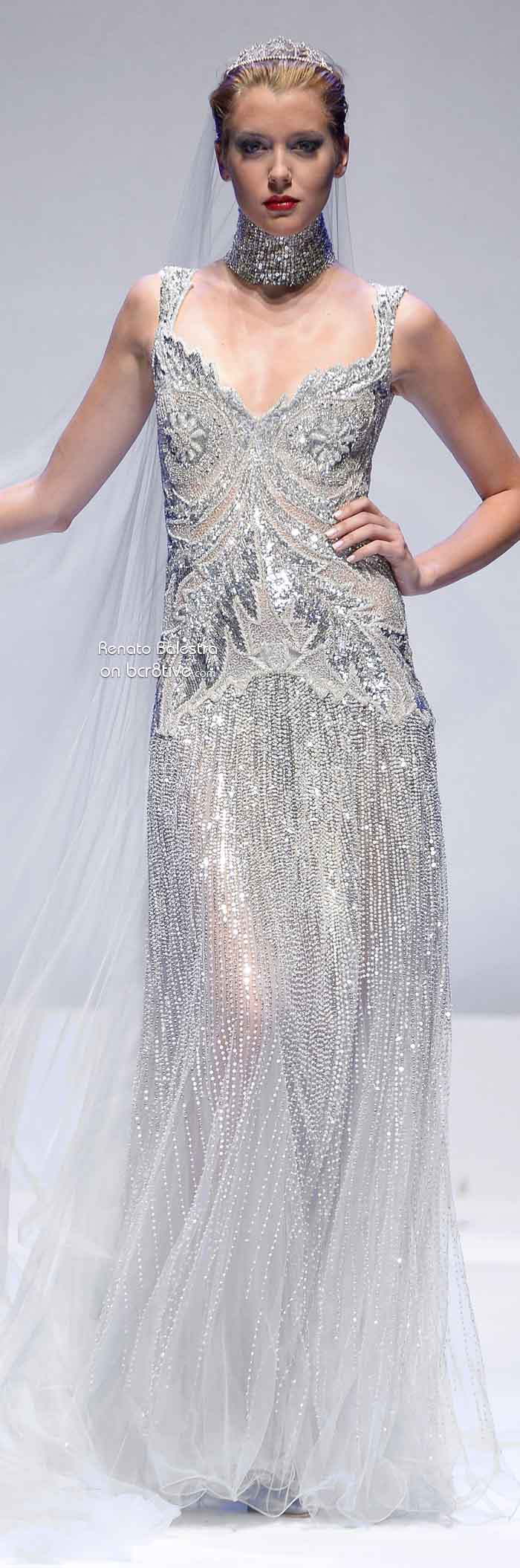 Renato Balestra Fall Winter 2012-13 Couture