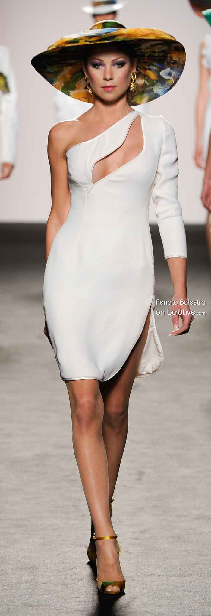 Renato Balestra Spring Summer 2012 Couture