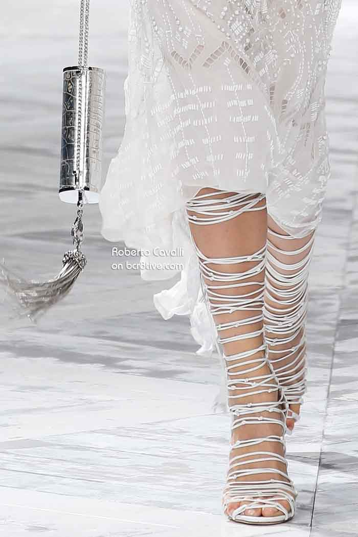 Roberto Cavalli Spring 2014 Milan Fashion Week