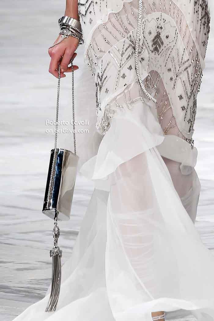 Roberto Cavalli Spring 2014 Milan Fashion Week