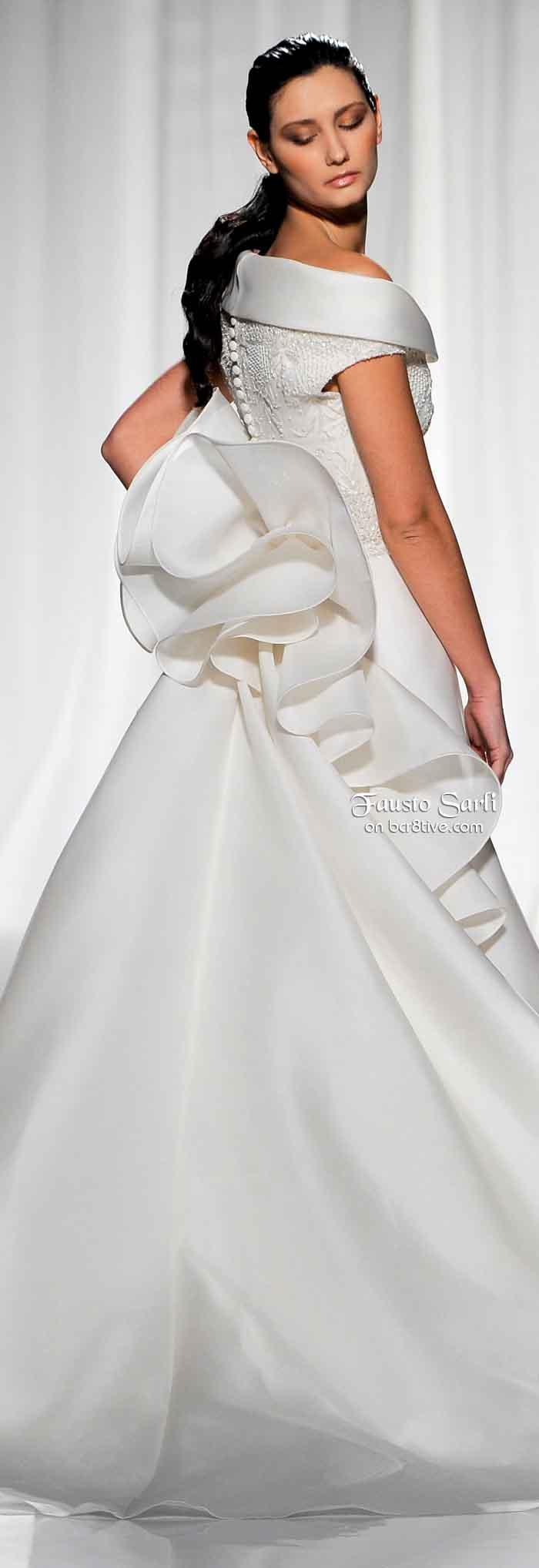 Fausto Sarli Spring Summer 2011 Haute Couture
