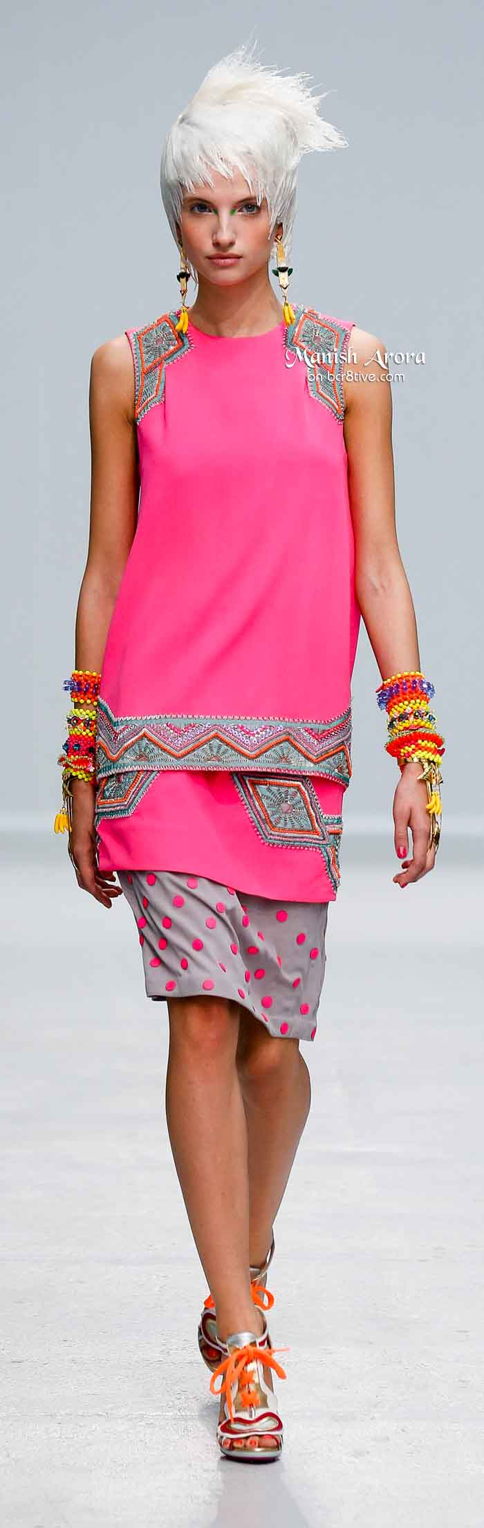Manish Arora Spring Summer 2014