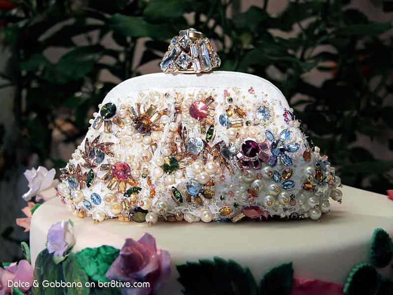 Dolce & Gabbana Gemstone Purse