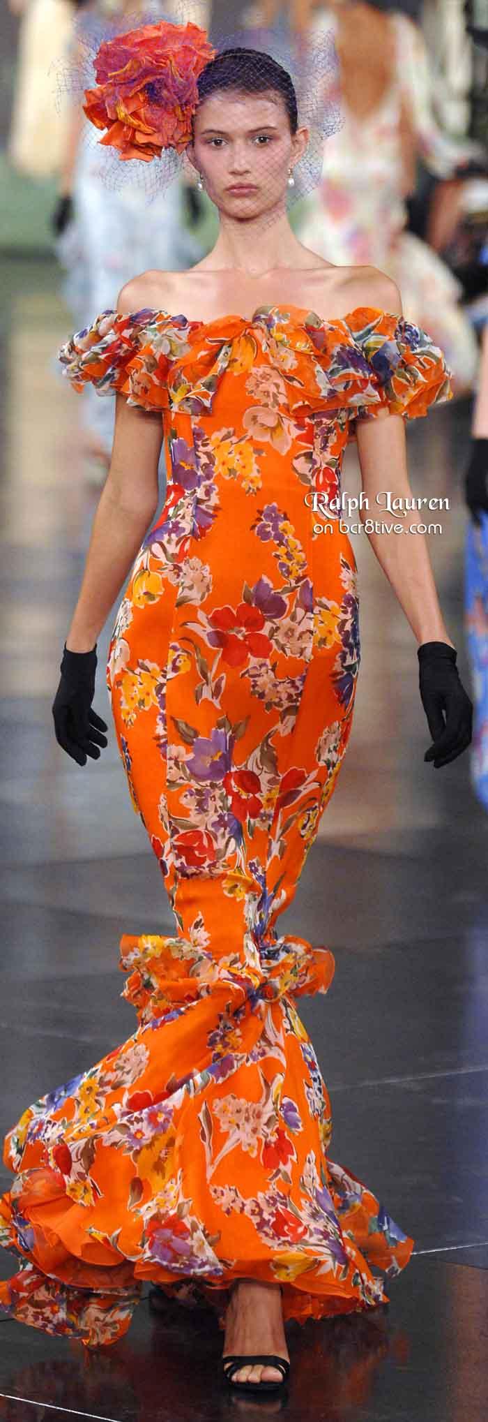 Ralph Lauren Spring Summer 2008 RTW