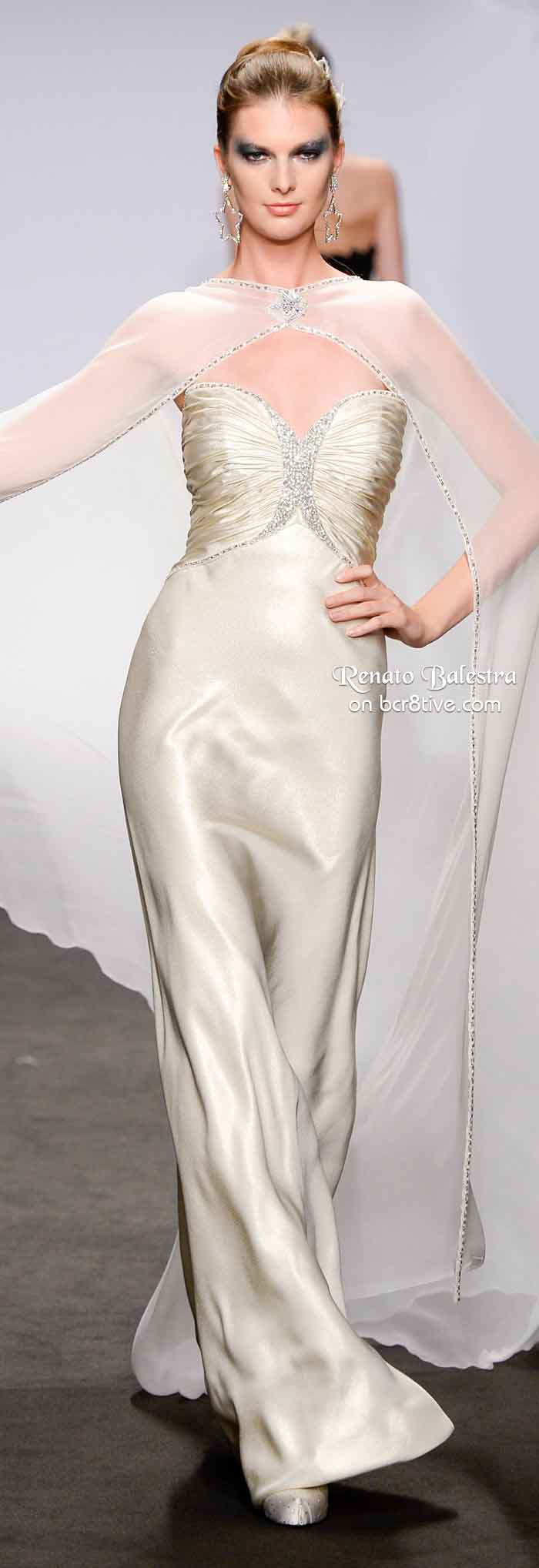 Renato Balestra Fall Winter 2013-14 Couture