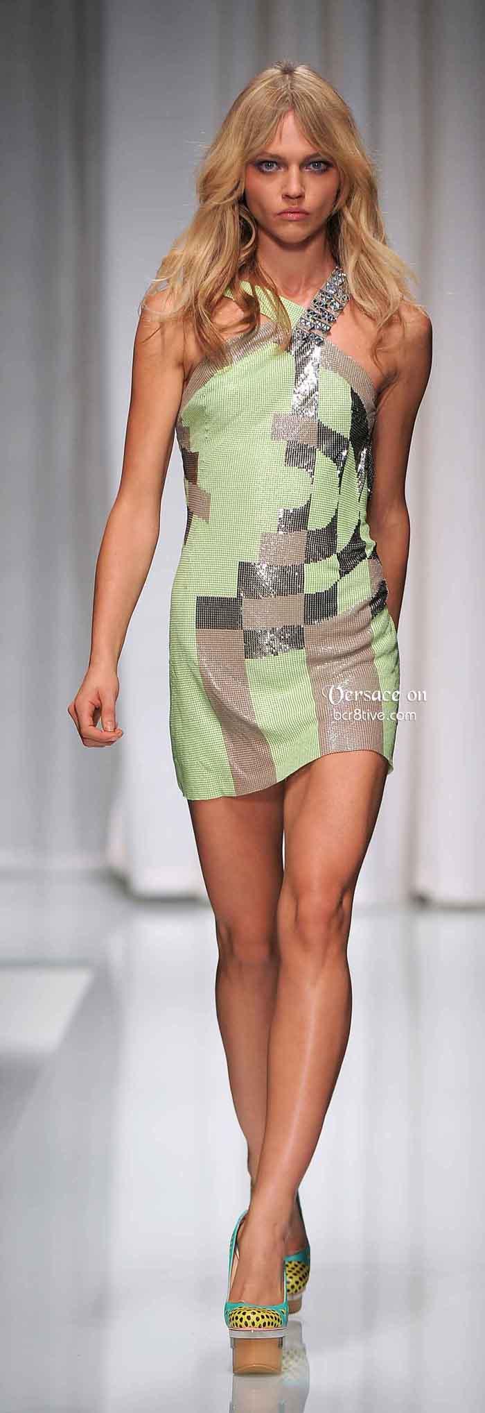 Versace Spring Summer 2010