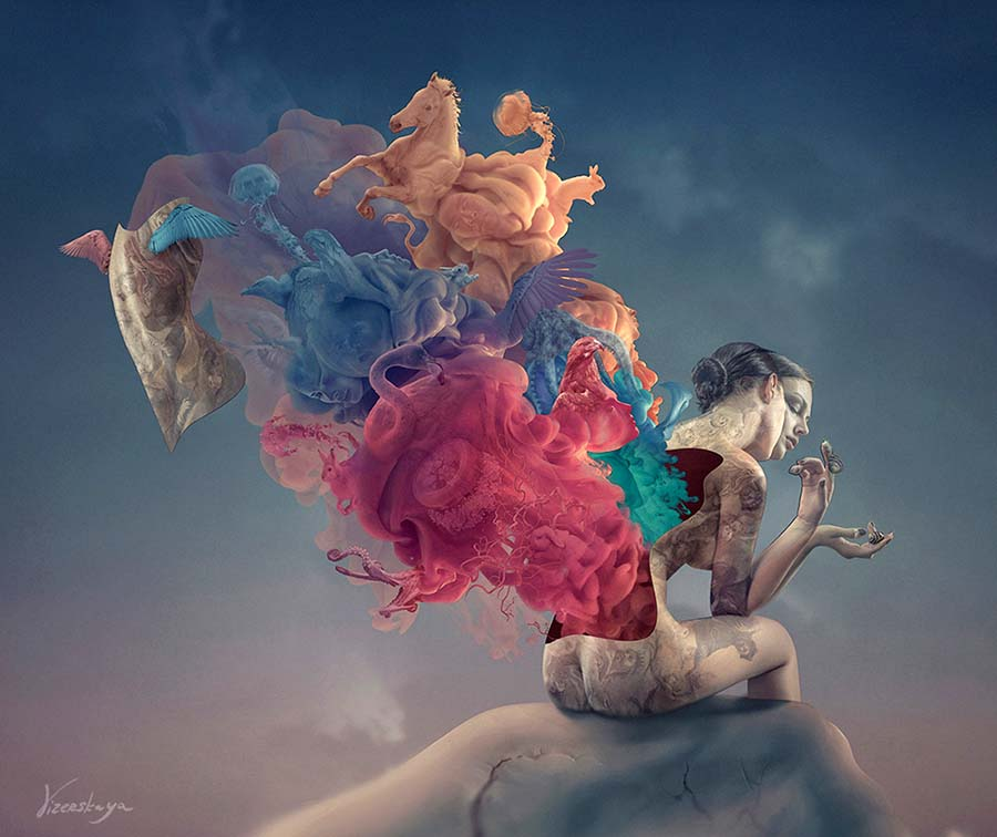 Photography & Digital Manipulation by Kassandra