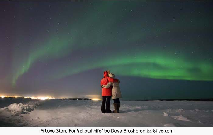 A Love Story for Yellowknife - Dave Brosha